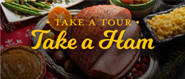 Take a tour. Take a ham